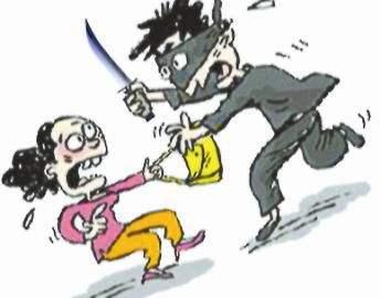 抢劫罪的常见问题
